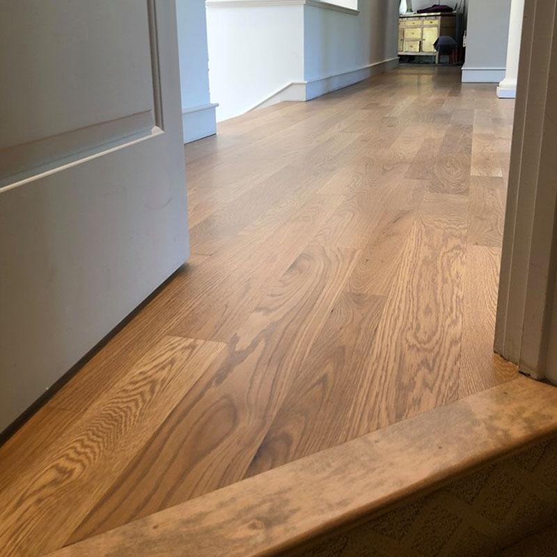 Weathered Oak Floor